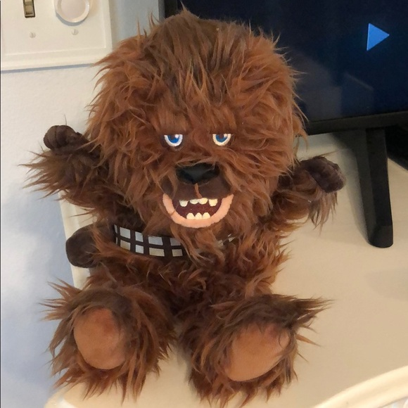 Chewbacca weighted book end